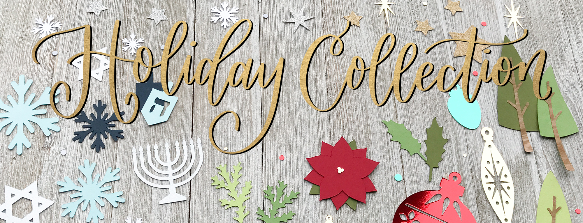 Holiday Papers Collection from Cardstock Warehouse Paper Company