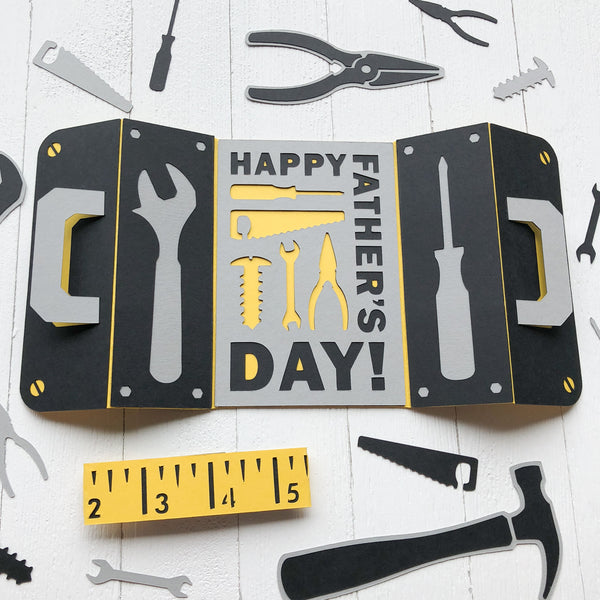 father's day toolkit card