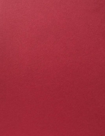 Electric Red Construction Cardstock 8.5 x 11