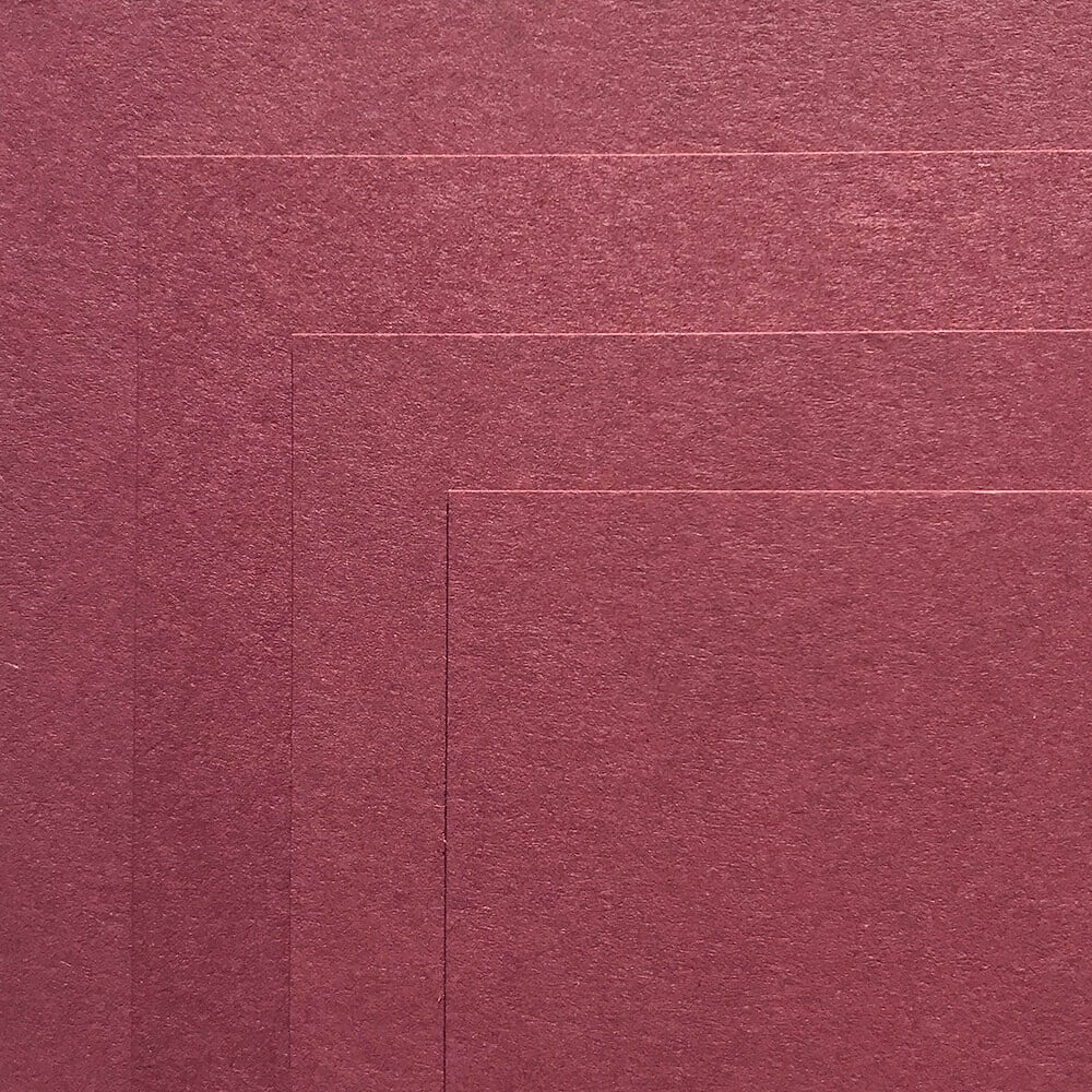 Cover from 25 Sheets from Cardstock Warehouse Paver RED//Wine//Burgundy Cardstock Paper 12 x 12 inch Premium 80 LB