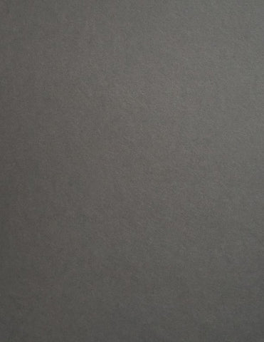 Dark Grey Cardstock paper 8.5 x 11 100 lb heavyweight cover