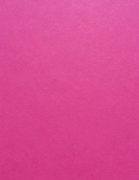 Razzle Berry Pink Poptone Cardstock paper 8.5 x 11 100 lb heavyweight cover