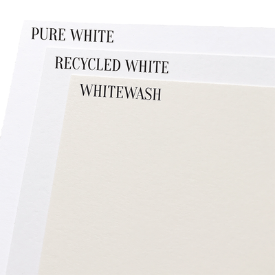 Recycled White