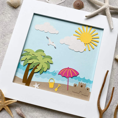 Island Breeze Cardstock Collection
