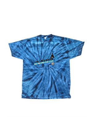 Tie Dye Short Sleeves Shirt