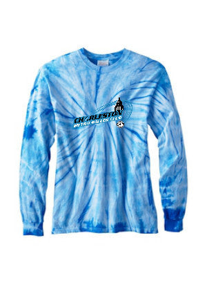 Tie Dye Long Sleeves Shirt