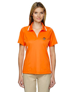 Extreme Women's Performance Propel Interlock Polo with Contrast Tape