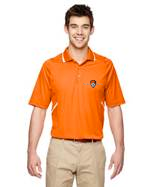Extreme Men's Performance Propel Interlock Polo with Contrast Tape