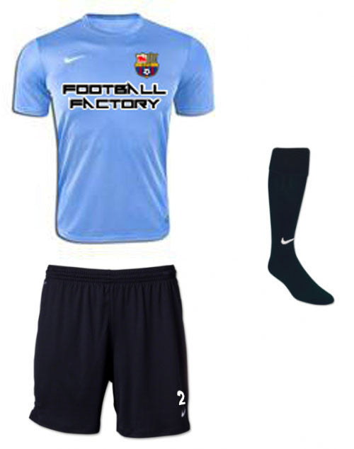 Tiempo 2 game uniform