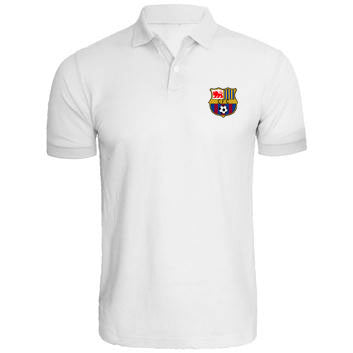 Dri Fit White Polo