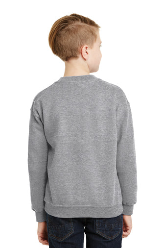 Gildan® - Youth Heavy Blend™ Crewneck Sweatshirt