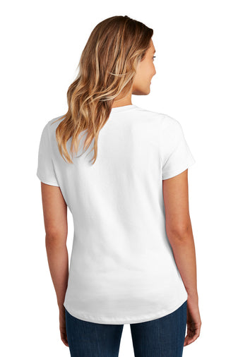 District ® Women's Flex Scoop Neck Tee
