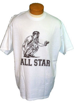 All Star Catcher Short Sleeve Tee