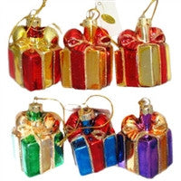Christmas Gifts Pride Ornaments