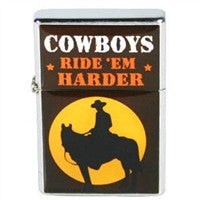 Cowboy Cigarette Lighter