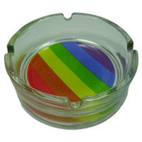 Rainbow Ashtray