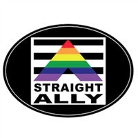 Euro Car Magnet - Straight Ally