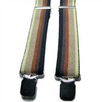 Bear Pride Suspenders