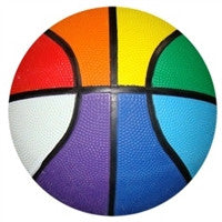 Rainbow Basketball