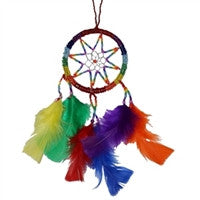 GP Gay Pride Dream Catcher