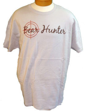 Short Sleeve Tee - Bear Hunter