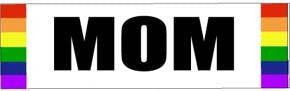 MOM Bumper Sticker