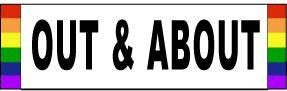 Out & About Bumper Sticker