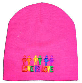 Love is Love Beanie