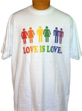 Short Sleeve Tee - Love Is Love