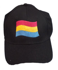 Pansexual Flag Hat