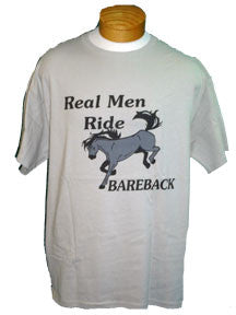 Short Sleeve Tee - Real Men