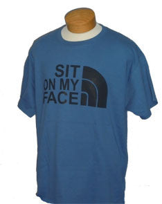 Short Sleeve Tee - SIT ON MY FACE