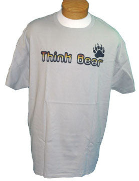 Short Sleeve Tee - Think Bear