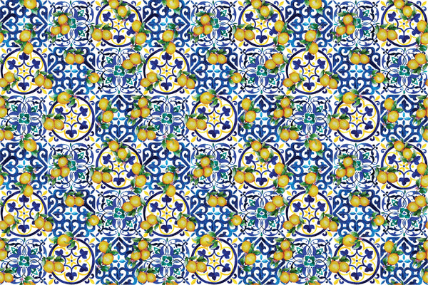 Janfive Studio Summer in Lisbon pattern