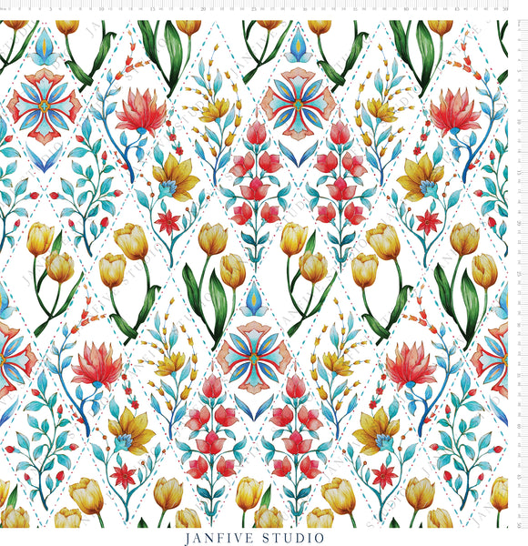 Janfive Studio Persian pattern