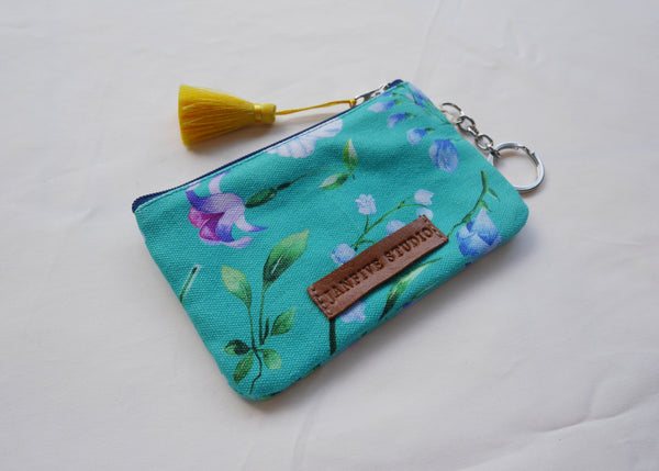 Janfive Studio Card & Coin Purse Annecy Mint