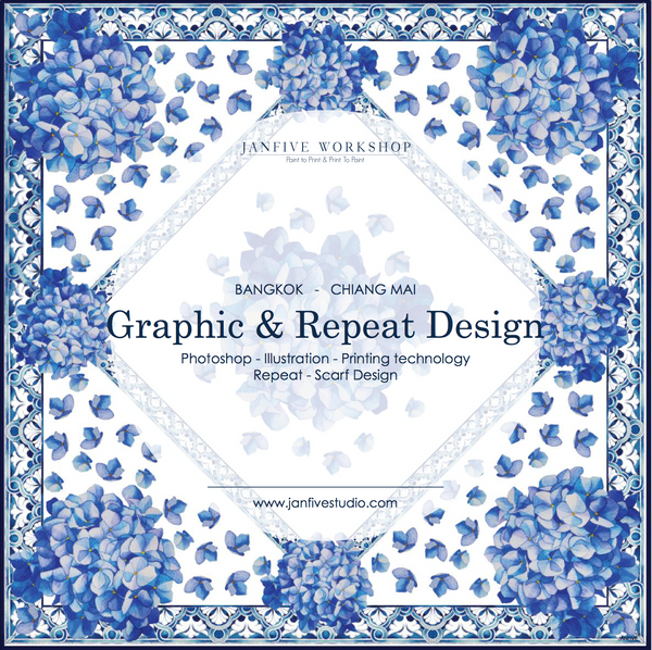 Graphic & Repeat Design Workshop
