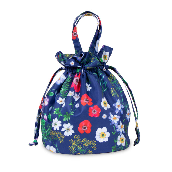 Janfive Studio - Drawstring Bag Ophelia Blue