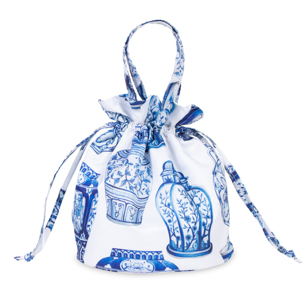 Janfive Studio - Drawstring Bag Pottery