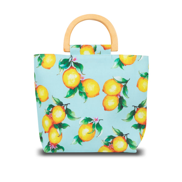 Janfive Studio Purse Lemons