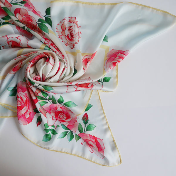 Janfive Studio - The Rose scarf