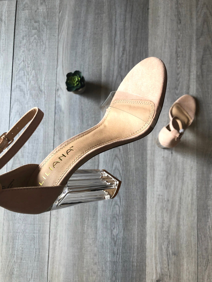 OH SO FANCY HEELS - LuxxLook
