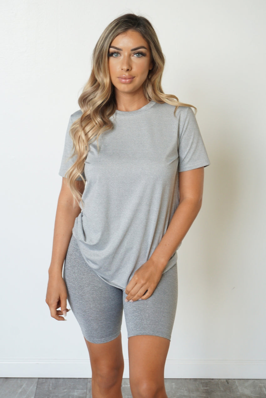 CAMERON SET - GREY