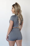 ELLA SET - GREY