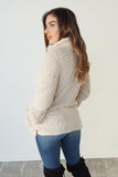 GRACIE JACKET - TAN