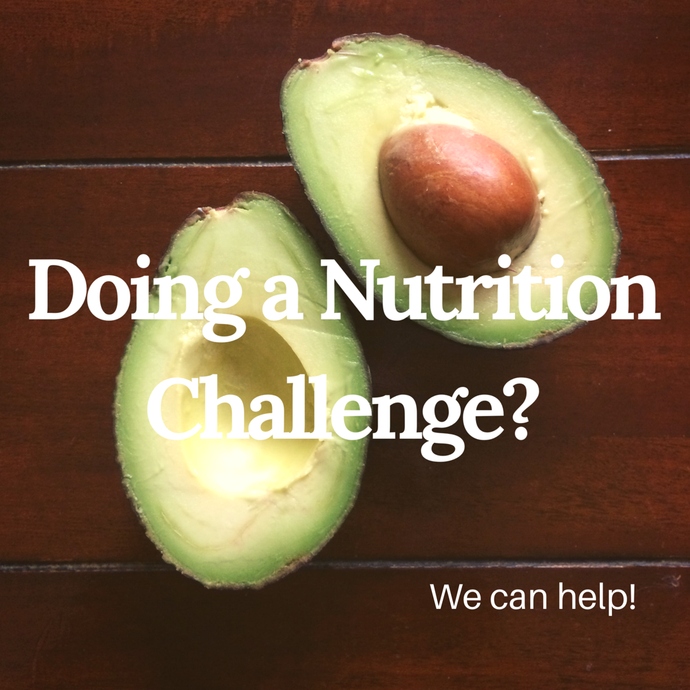 Whole30, Sugar Detox, Macro Challenges, Etc. - RosieJo Fits with Your New Year Nutritional Challenge!