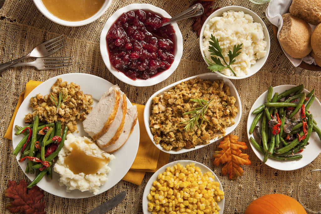 How to Take Thanksgiving Dinner in Healthy Stride