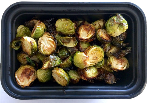 Bulk Menu - Roasted Brussels Sprouts (by the pound)