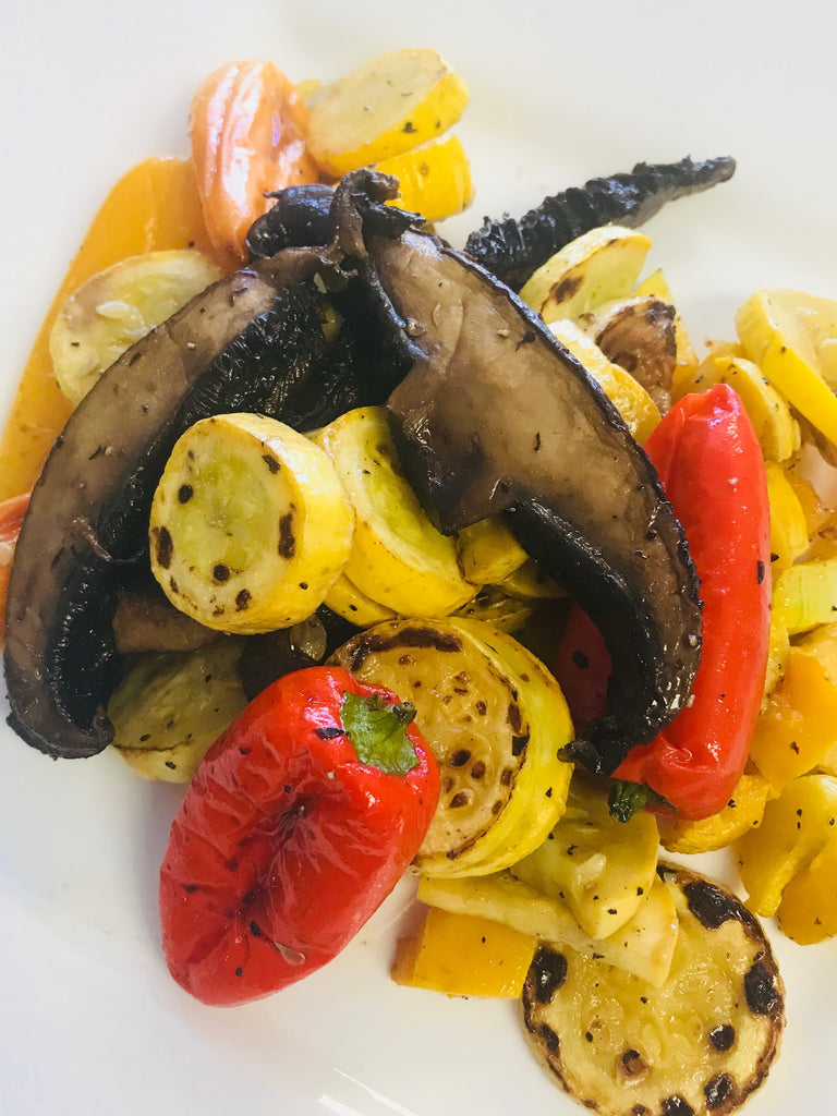 Bulk Menu - Seasonal Roasted Vegetable Medley (by the pound)
