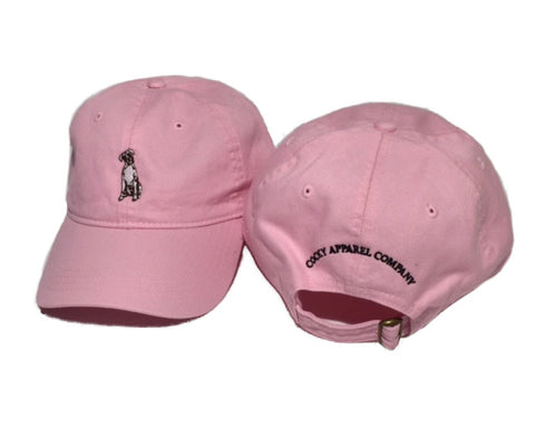 Cocky Apparel Company Cap in Light Pink